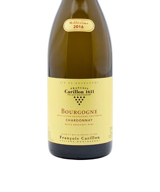 fcar2 bourgogne chardonnay francois carillon etichetta