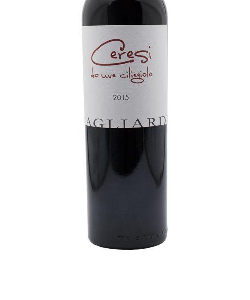 gagli5 marche igt ciliegiolio ceresi 2015 gagliardi etichetta