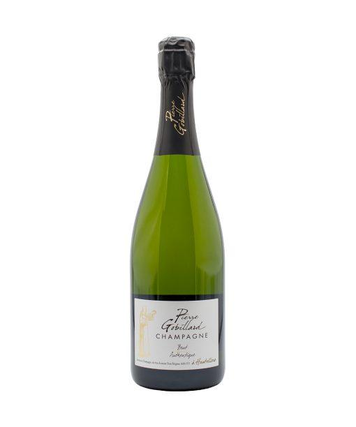 gob1 champagne brut authentique pierre gobillard fronte