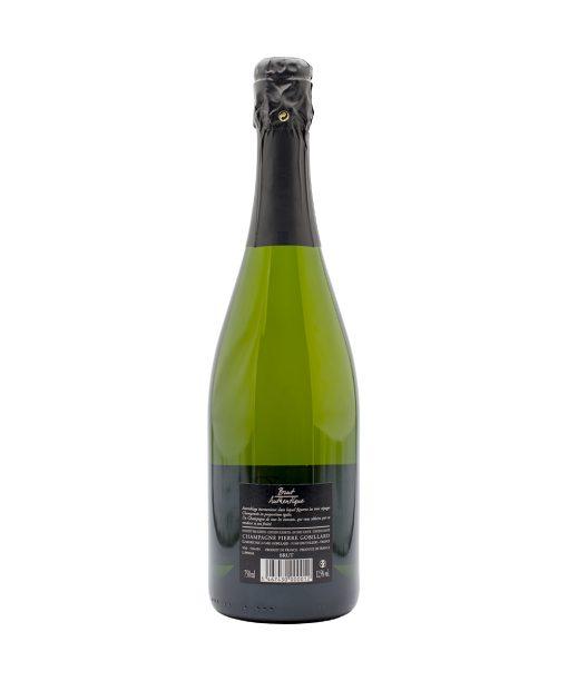 gob1 champagne brut authentique pierre gobillard retro