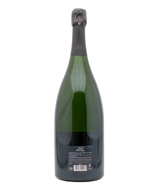 gob1m champagne brut authentique magnum pierre gobillard retro