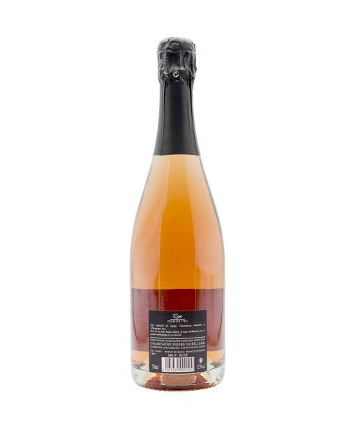 gob3 champagne premier cru rosé pierre gobillard retro