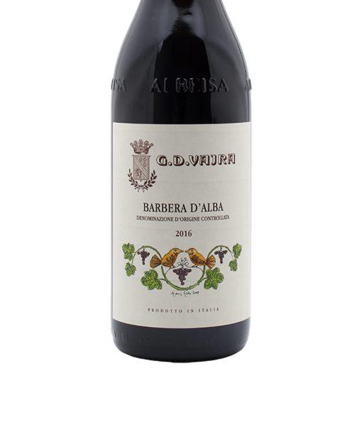 vaj7 barbera dalba doc 2016 vajra etichetta