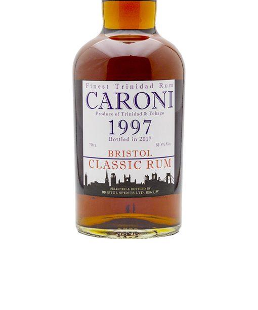 rhum trinidad caroni 1997 bristol spirit