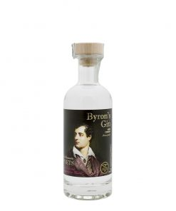 gin byron's bird cherry spey distillery