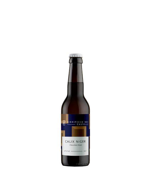 birra imperial stout calix niger 33 cl birrificio dei castelli