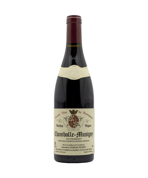chambolle-musigny vieilles vignes 2009 digioia royer