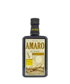 amaro botanical 70 cl farmily