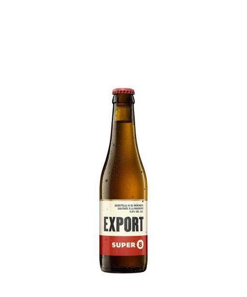 super 8 export gluten free 33 cl haacht