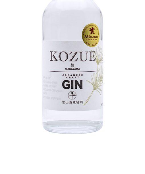 kozue gin sake company