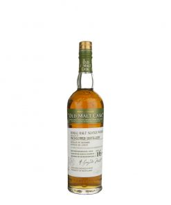 whisky inchgower 16 y.o. old malt cask