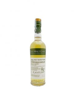 whisky auchentoshan 15 y.o. old malt cask douglas laing