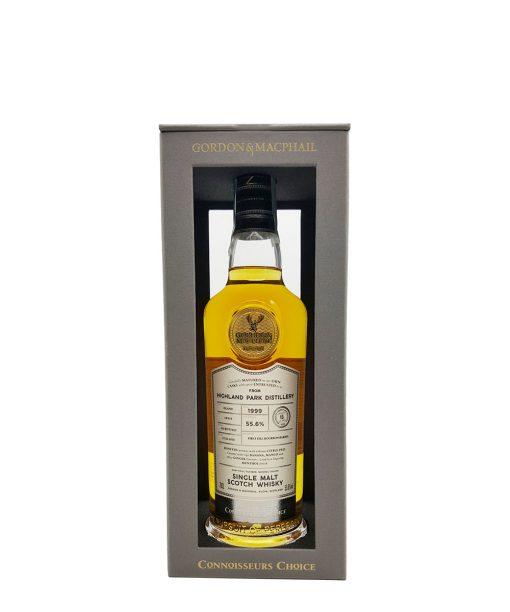 whisky highland park connoisseurs choice 1999 gordon & macphail's