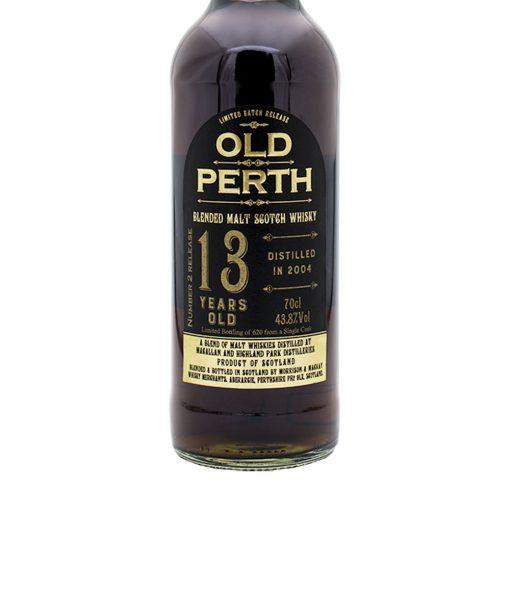 whisky macallan high park 13 yo old perth