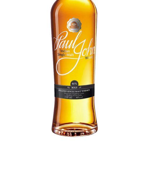 whisky indiano bold single malt paul john