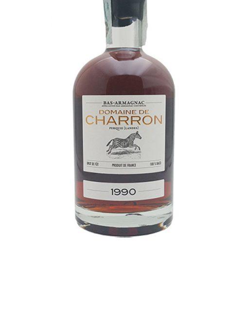bas armagnac 1990 baco domaine de charron
