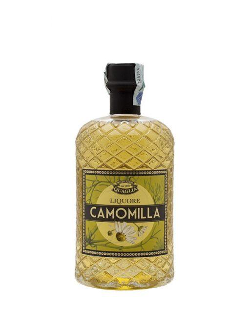 liquore di camomilla vintage distilleria quaglia