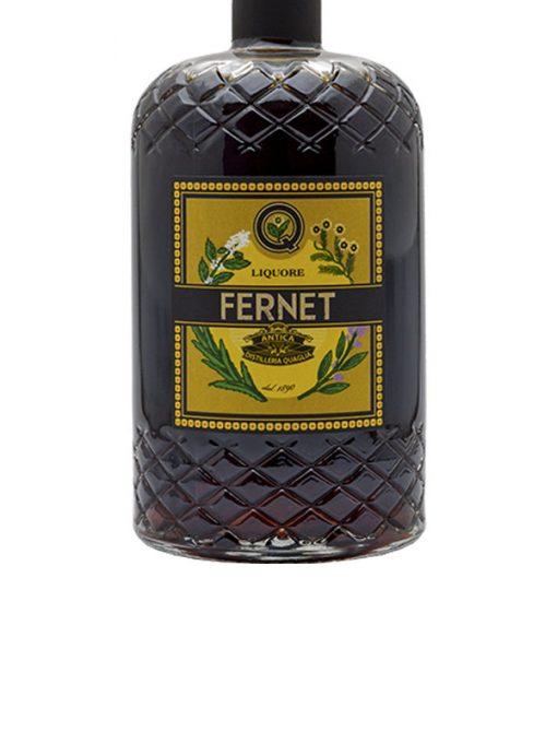 liquore fernet vintage distilleria quaglia