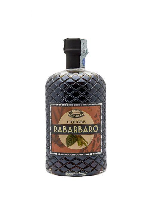 liquore rabarbaro vintage distilleria quaglia