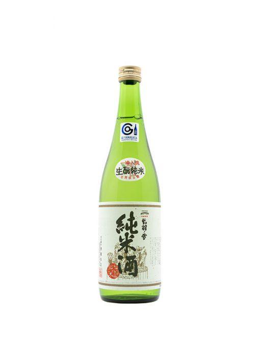 sake dewanoyuki kimoto sake company