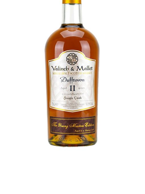 whisky dufftown valinch & mallet
