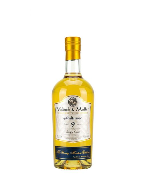 whisky aultmore 9 yo valinch & mallet
