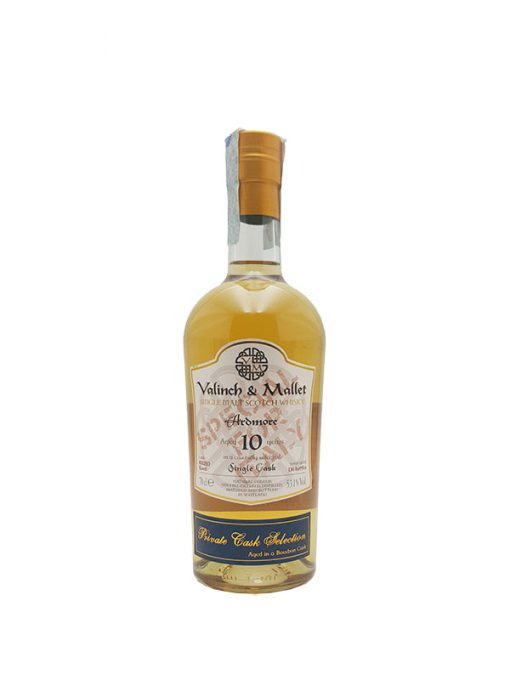 whisky ardmore 10 yo valinch & mallet