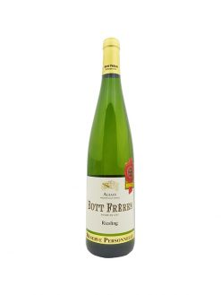alsace riesling reserve personelle bott freres